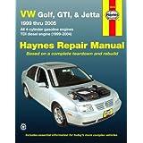 VW Golf, GTI, & Jetta, '99-'05