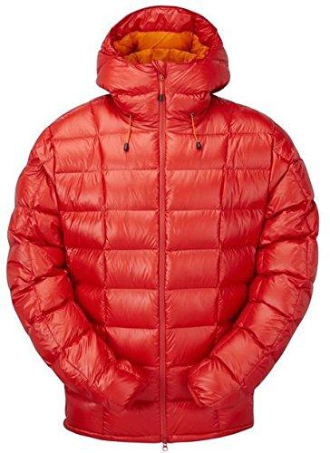 Lumin Extra Jacket Mountain Equipment Lava Large Down T5zFq