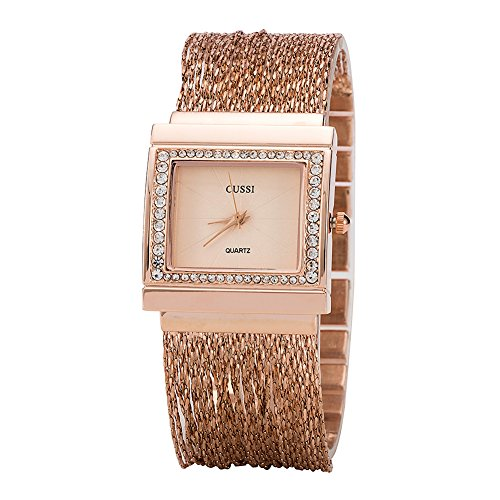 Ladies-Square-Crystal-Bracelet-Dress-Wrist-Watch-for-Women-Female-Gold-Rose-Gold-Silver