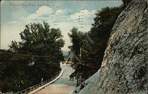Amazoncom Famous Dug Road Zanesville Ohio Original Vintage