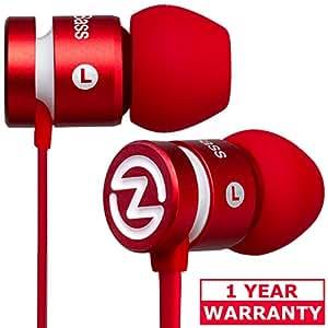 Amazon.com: Earbuds Noise Cancelling Premium Quality ...