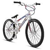 SE Floval Flyer 24″ BMX Bike – 2018 24 SILVER For Sale