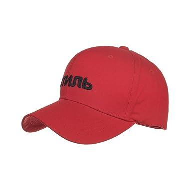 ⚾ Gorras De Béisbol⚾ Ajustables del Algodón Bordadas Hombre Y ...