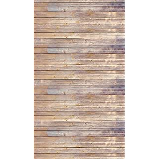 "Ella Bella Photography Backdrop Paper, Vintage Wood, 48"" x 12', 1 Roll"