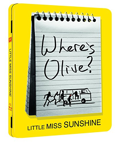 Little Miss Sunshine [Blu-ray] [Import anglais]