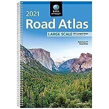 Rand McNally 2021 Large Scale Road Atlas (Rand McNally Road Atlas)