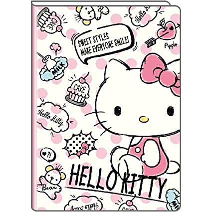 Amazon Com Delfino Sanrio Hello Kitty 2019 Monthly Schedule