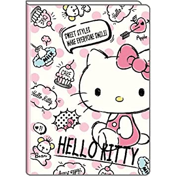 Amazon.com : Delfino Sanrio Hello Kitty 2019 Monthly ...