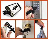 hBARSCI No Touch Key Chain Tool with Bottle