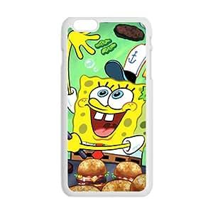 Lovely SpongeBob SquarePants Cell Phone Case for iPhone plus 6