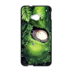 HTC One M7 Phone Case Black My Neighbor Totoro AFVT592086