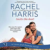 TASTE THE HEAT: LOVE AND GAMES, BOOK 1