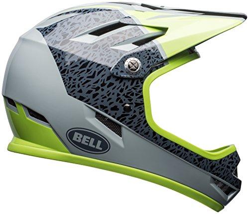 Bell Sanction Bike Helmet - Gloss Smoke/Pear Reperation Medium
