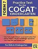 Practice Test for the COGAT Form 7 Kindergarten