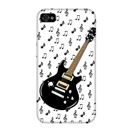 Coque Iphone 4-4s - Guitare Electrique
