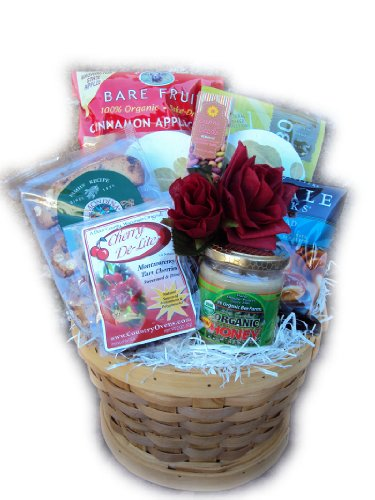 Heart-Healthy Anniversary Gift Basket by Well Baskets