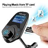 Bluetooth-FM-Transmitter-LDesign-Universal-Wireless-Radio-Car-Kit-USB-Charging-Hands-Free-Calling