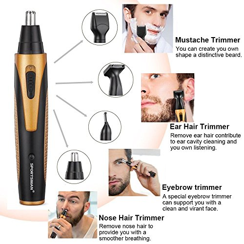 Buy rated nose hair trimmer