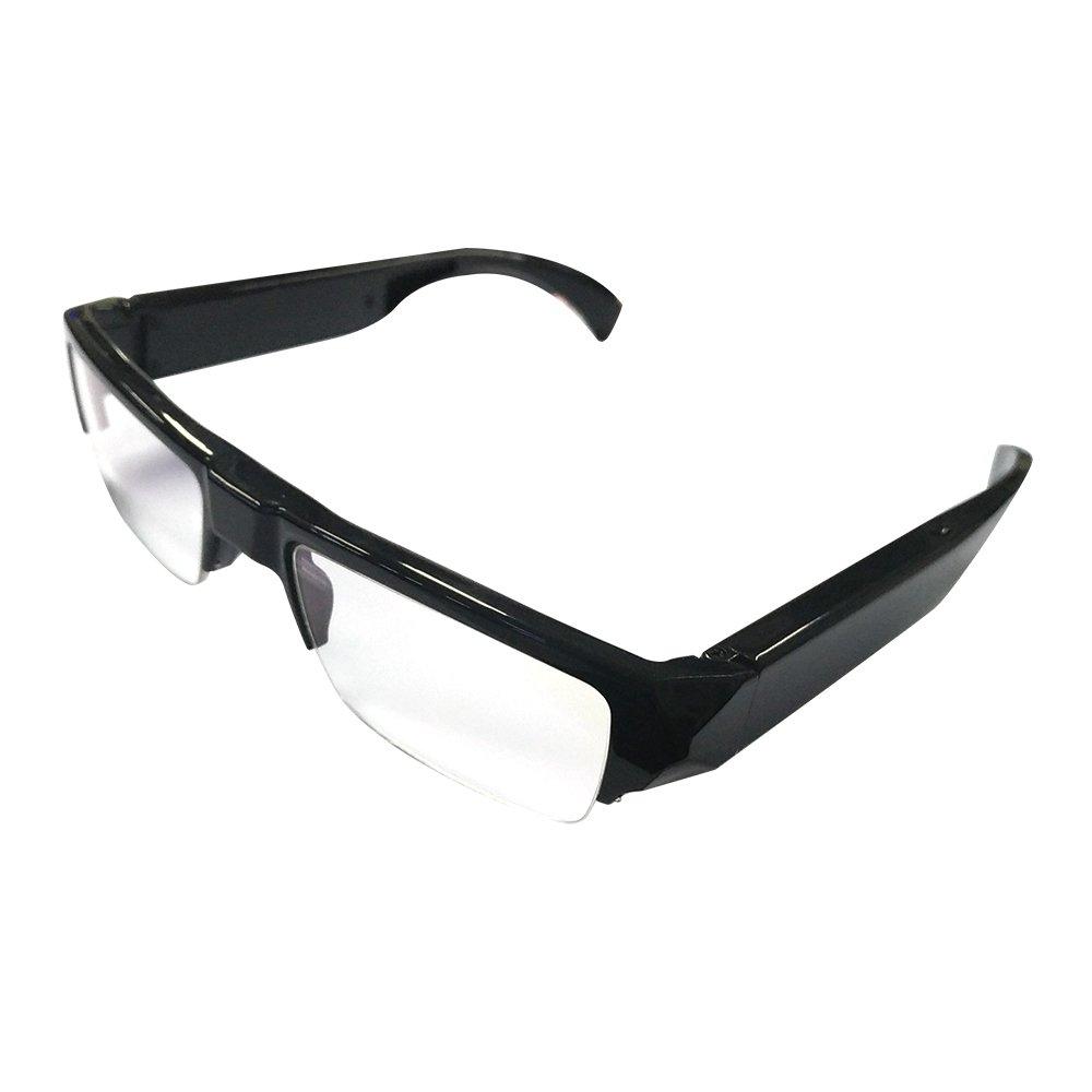 【ご予約品】 匠ブランド 小型カメラ 小型カメラ メガネ型ビデオカメラ ブラック ゾンビシリーズ Z-G013 ブラック 匠ブランド B076MT66RG, 色丹村:4e2cd83d --- mfphoto.ie