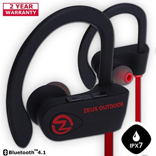 Wireless Bluetooth Headphones ZEUS OUTDOOR HD Stereo Noise - Earphones Wireless Waterproof