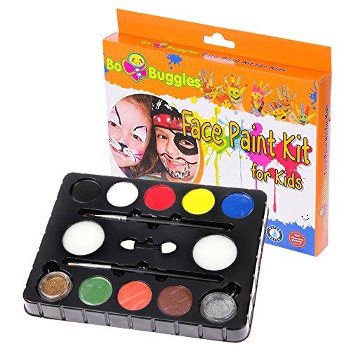 [Face Paint Kit For Kids Paint Set By