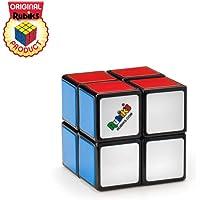 Rubik's Cube | 2x2 Classic Colour-Matching Puzzle, Pocket Size Brain-Teasing Puzzle Toy