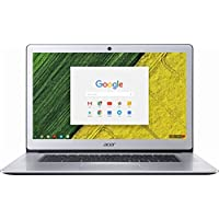 Newest Acer 15.6 Inch Full HD Touchscreen Flagship High Performance Laptop Chromebook PC, Intel Pentium N4200 Quad-Core, 4GB RAM, 32GB eMMC, WIFI, Bluetooth, Webcam, Chrome Os