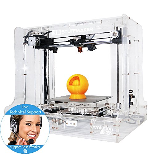 3d Stuffmaker Evolution Gen 2 - 200 x 200 x 200 mm
