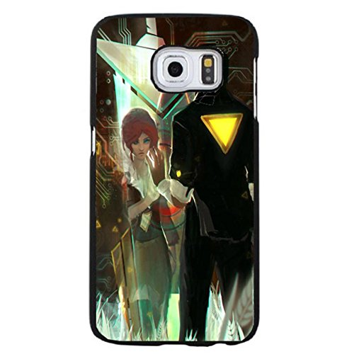hülle Handyhülle Shell New Style Transistor Game Phone hülle Handyhülle Cover for Samsung Galaxy S6 Edge Plus Transistor Classical,Telefonkasten SchutzHülle