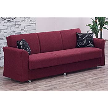 Amazoncom BEYAN Ohio Collection Convertible Folding Sofa Bed