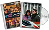 "2 DVDs Set LGBT Pride Gay & Lesbian Movies. Romance, Suspense Mystery, Fiction (Gay Marriage Drama). ""An Affirmative Act"" Movie & Bisexual Gay DVD comedy shorts ""Bidentity Crisis & The Coffee Klash"""
