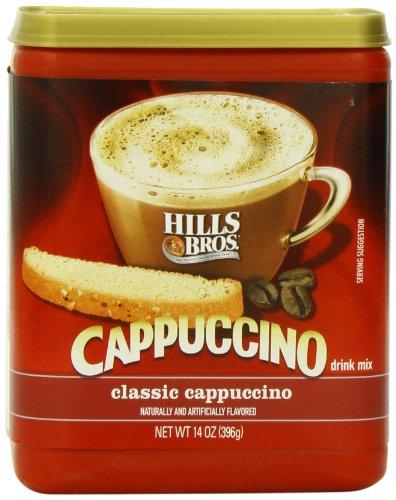 hills-bros-cappuccino-classic-cappuccino-14-ounce