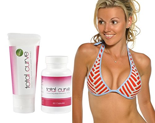 Total Curve Breast Enhancement Therapy Cream & Bust Pills