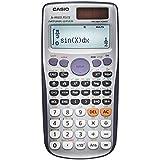 Calculadora Cientifica 417 Funcoes FX-991ES PLUS Branca Casio