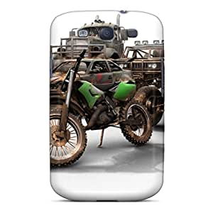 Hot Mad Max First Grade Tpu Phone Case For Galaxy S3 Case Cover