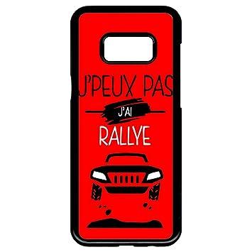 coque samsung s8 rallye