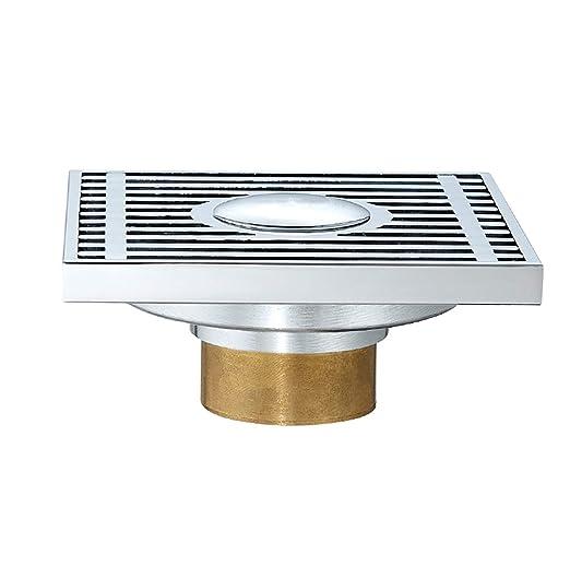Drenaje de piso de Cobre, Resistente a olores, Cocina de baño ...