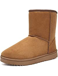 Snow Boots For Women Winter Outdoor Warm Ankle Boot