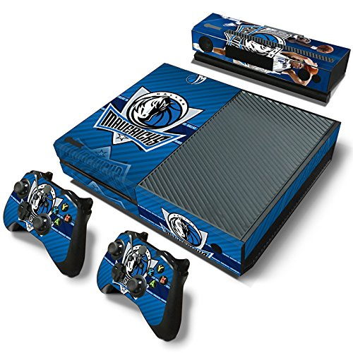 GoldenDeal Xbox One Console and Controller Skin Set - Basketball NBA - Xbox One Vinyl