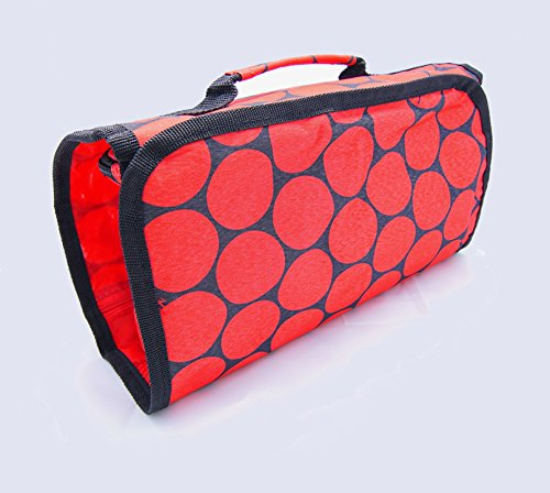 Cosmetic Organizer Makeup Bag Dots