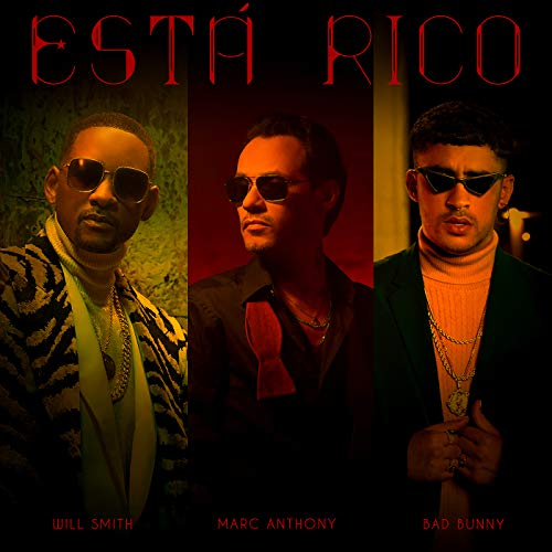 Est rico by will smith bad bunny marc anthony on amazon music est rico by will smith bad bunny marc anthony on amazon music amazon m4hsunfo