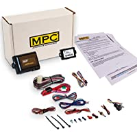 Add On Remote Start Kit for Select 1998-2007 Cadillac - Uses Your Factory Fobs to Start. Complete Kit