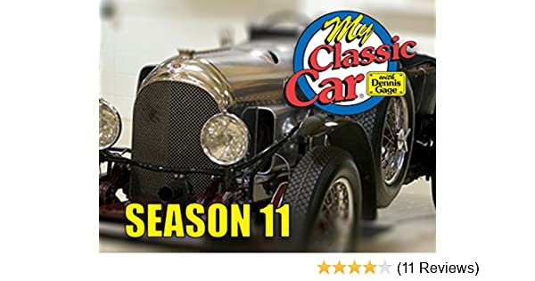 Amazon Com My Classic Car Dennis Gage Jay Leno Madstache Inc
