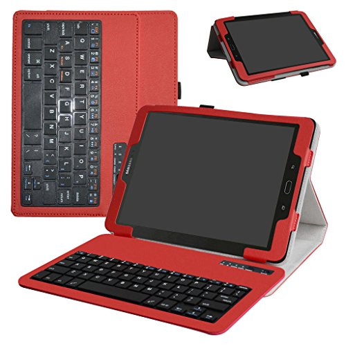 Galaxy Tab S3 9.7 Bluetooth Keyboard Case,Mama Mouth Slim...