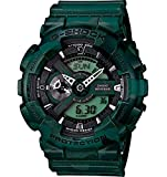[カシオ]CASIO 腕時計 G-SHOCK CAMOUFLAGE Gショック カモフラージュ アナデジ GA-110CM-3A メンズ [逆輸入]