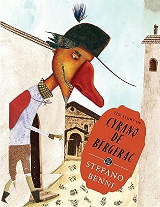 book cover of The Story of Cyrano de Bergerac