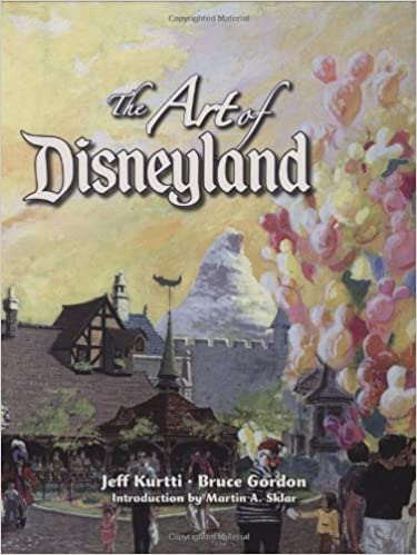 the art of disneyland a disney parks souvenir book