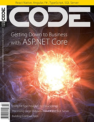 CODE Magazine - 2017 Jan/Feb (Ad-Free!)