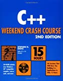 C++ Weekend Crash Course, Stephen Randy Davis, 0764538306