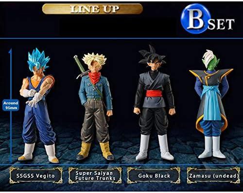 Bandai Dragon ball Super Future Trunks Edition HG High Grade Figure Set A B of 8